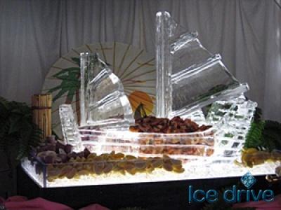 Ледяная посуда-8